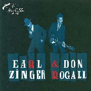 ZINGER, EARL -& DON ROGALL- - IN THE BACKROOM