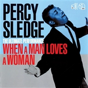 SLEDGE, PERCY - ULTIMATE PERFORMANCE (+DVD)