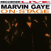 GAYE, MARVIN - RECORDED LIVE ON STAGE