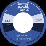 JARRETT, WINSTON -& THE RIGHTEOUS FLAMES-/FAMILY MAN ALL STARS - RIDE ON NATTY