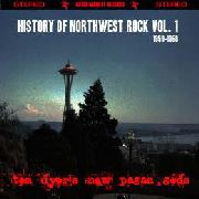 DYER, TOM -'S NEW PAGAN GODS- - HISTORY OF NORTHWEST ROCK VOL. 1 1959-1968