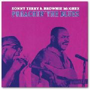TERRY, SONNY -& BROWNIE MCGHEE- - PREACHIN' THE BLUES