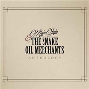 JUJU, MOJO -& THE SNAKE OIL MERCHANTS- - ANTHOLOGY