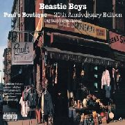 BEASTIE BOYS - PAUL'S BOUTIQUE (20TH ANNIVERSARY) (2LP)