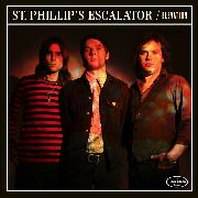ST. PHILLIP'S ESCALATOR - ELEVATION