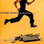 HARRIS, STEFON - BLACK ACTION FIGURE (2LP)