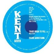 ARMSTRONG, ELAINE/BETTY MOORER - TEARS BEGIN TO FALL/SPEED UP