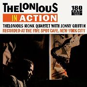 MONK, THELONIOUS -QUARTET- WITH JOHNNY GRIFFIN - THELONIOUS IN ACTION