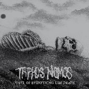 TAPHOS NOMOS - WEST OF EVERYTHING LIES DEATH