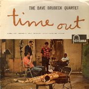 BRUBECK, DAVE -QUARTET- - TIME OUT (FR)