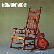 HOWLIN' WOLF - THE ROCKIN' CHAIR ALBUM (BLACK)