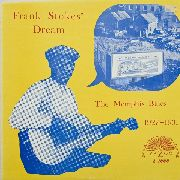 STOKES, FRANK -' DREAM- - THE MEMPHIS BLUES 1927-1931