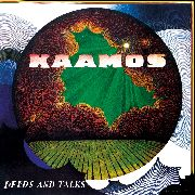 KAAMOS (FINLAND) - DEEDS AND TALKS (BLACK)