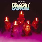 DEEP PURPLE - BURN (BLACK)