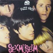 SEX MUSEUM - FUZZ FACE (+CD)
