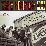 HORDE - PRESS BUTTONS FIRMLY (1ST COVER)