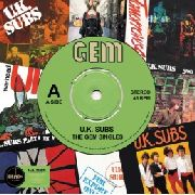 UK SUBS - GEM SINGLES