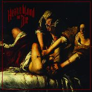 HEAVE BLOOD AND DIE - (BLACK) HEAVE BLOOD AND DIE