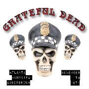 GRATEFUL DEAD - ATLANTA MUNICIPAL AUDITORIUM NOV. 11, 1971 (2CD)