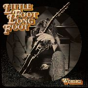 LITTLE FOOT LONG FOOT - WOMAN (BLACK)