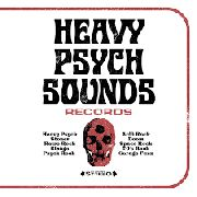 VARIOUS - HEAVY PSYCH SOUNDS RECORDS SAMPLER I