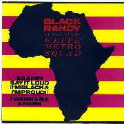 BLACK RANDY & THE METROSQUAD - IDI AMIN/I'M BLACK & PROUD PTS 3 & 14... (SPAIN)