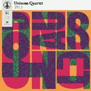 UNISONO QUARTET - JAZZ-LIISA 1 (BLACK)
