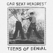 CAR SEAT HEADREST - TEENS OF DENIAL (2LP)