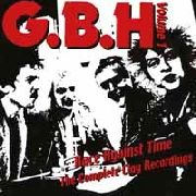 GBH - RACE AGAINST TIME, VOL. 1 (2LP)