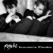 PSYCHE - (BLACK) INSOMNIA THEATRE (2LP)