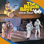 BEACH BOYS - LIVE IN JAPAN '66