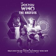 "HODGSON, BRIAN -& THE BBC RADIOPHONIC WORKSHOP- - DOCTOR WHO: THE KROTONS O.S.T. (10"")"