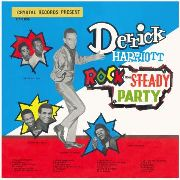 HARRIOTT, DERRICK - ROCK STEADY PARTY