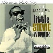 WONDER, LITTLE STEVIE - TRIBUTE TO UNCLE RAY (2LP)