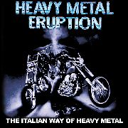 VARIOUS - HEAVY METAL ERUPTION