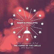 CHILLS/MARTIN PHILLIPS - CURSE OF THE CHILLS/LIVE AT... (CD+BK+DVD)