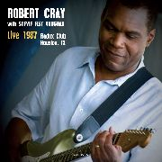 CRAY, ROBERT -& STEVIE RAY VAUGHAN- - LIVE IN HOUSTON, TX 1987, Q102-FM