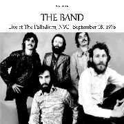 BAND - LIVE AT THE PALLADIUM, NYC 1976, WNEW-FM