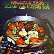 WYNDER K. FROG - OUT OF THE FRYING PAN