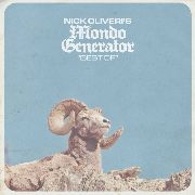 OLIVERI, NICK -'S MONDO GENERATOR- - BEST OF (2LP/BLACK)