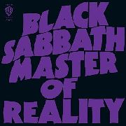 BLACK SABBATH - MASTER OF REALITY (USA/BLACK)