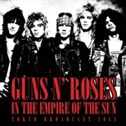GUNS N' ROSES - IN THE EMPIRE OF THE SUN (2LP)