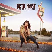 HART, BETH - FIRE ON THE FLOOR