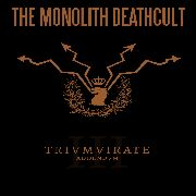 MONOLITH DEATHCULT - TRIVMVIRATE (+BOOK)