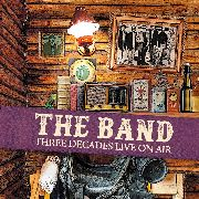 BAND - THREE DECADES LIVE ON AIR (3CD)