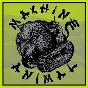 MACHINE ANIMAL - LIVE IN WRECK