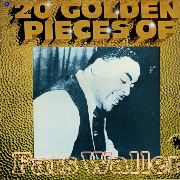 WALLER, FATS - 20 GOLDEN PIECES