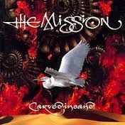 MISSION - CARVED IN SAND
