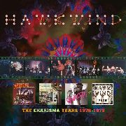 HAWKWIND - THE CHARISMA YEARS 1976-1979 (4CD)