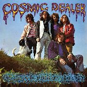COSMIC DEALER - CRYSTALLIZATION (2LP/TURQUOISE)